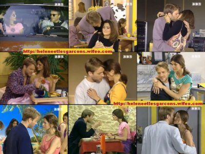 Laly & Bertrand dans le miracle de l'amour