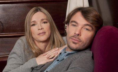 Encore Hélène & Patrick (Nicolas) en promo pour les mystères de l'amour