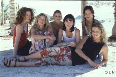 Les filles des vacances de l'amour : Saison 5