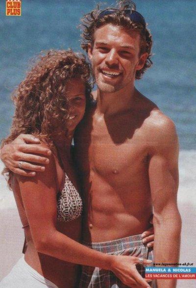 Manuela & Nicolas dans club plus pour les vacances de l'amour