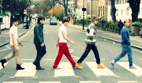 One Direction or Beatles ? :P