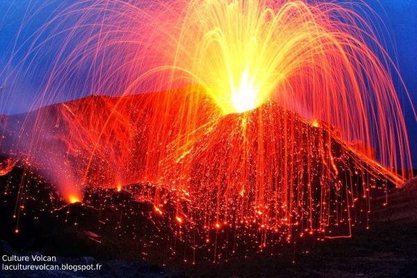volcan  du piton de la fournaise