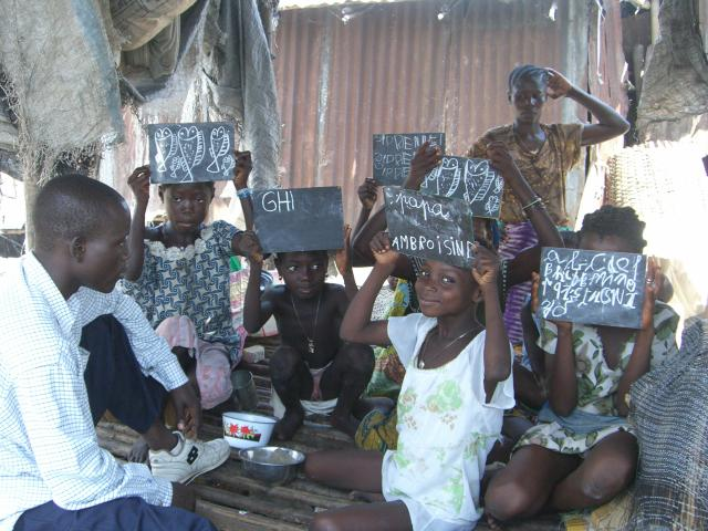 MISSION BENIN - du 6 au 13 mai 2007