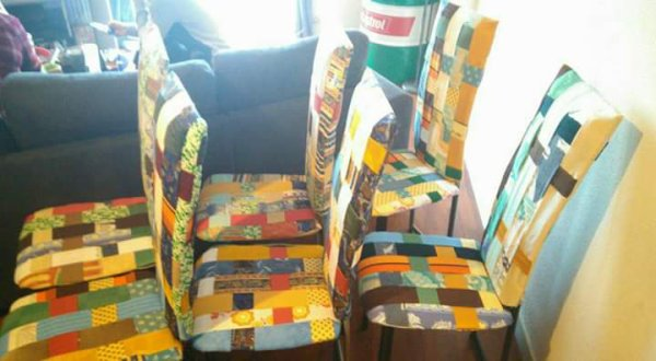 Customisation de chaise