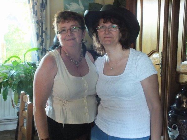 fabienne et moi