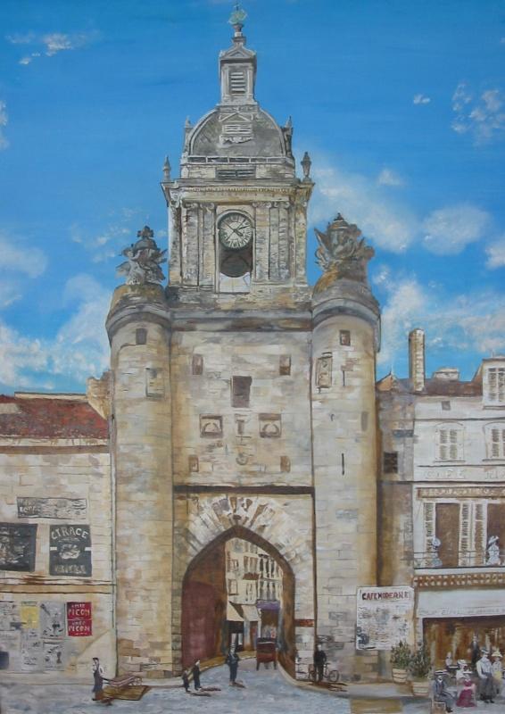 La grosse horloge (La Rochelle)