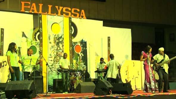 Géant Concert Live de FALLYSSA à Cotonou et à Parakou en décembre 2012