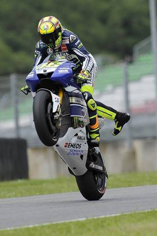 Résumé week end GP Moto