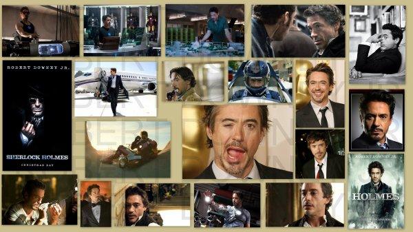 Personnalité : Robert Downey Jr.