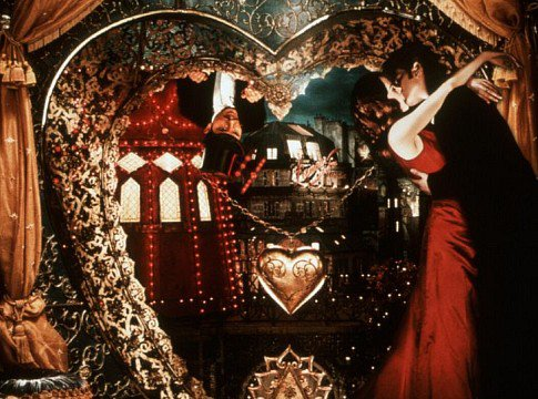 This story is about Truth, Beauty, Freedom; but above all things, this story is about LOVE ! [Moulin Rouge !]