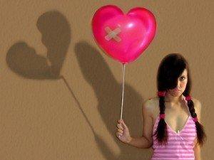 Première relation amoureuse : la rupture fait d'autant plus mal !