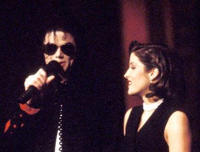 Michael Jackson & Lisa presley