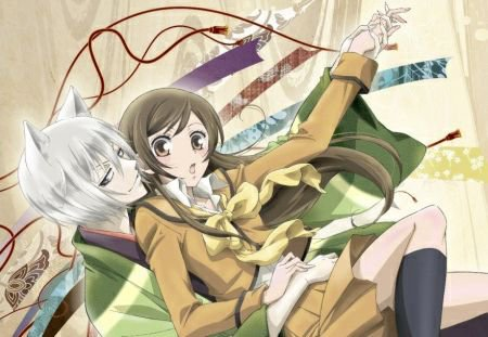 Présentation d'un anime que j'adore *O*