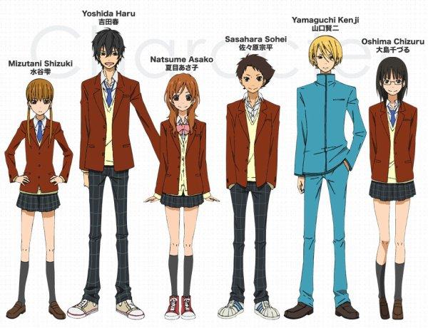 Tonari no kaibutsu-kun 8D et un autre anime
