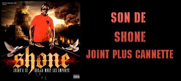 SHONE - JOINT PLUS CANNETTE