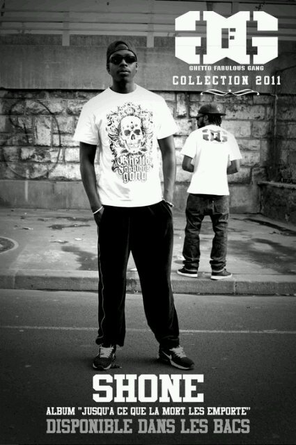 GHETTO FABULOUS GANG COLLECTION 2011