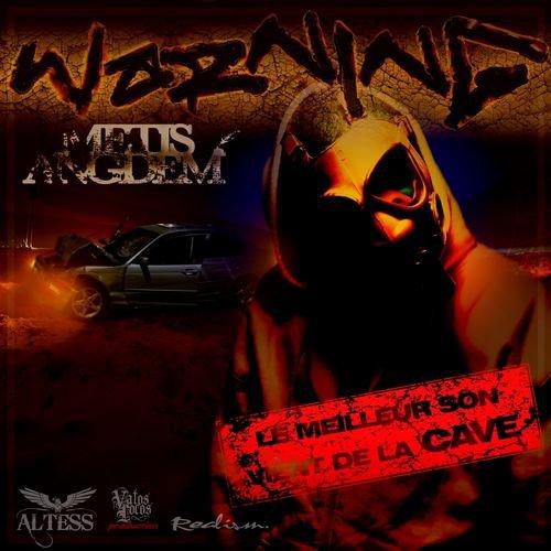 Warning Tape: Le meilleur son vient de la cave Metis angdem