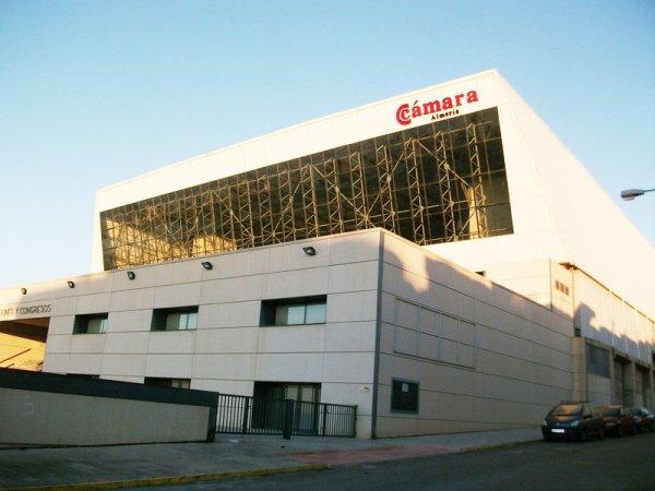 MUNDIAL DE ALMERÍA 2012 - LOCAL DE LA EXPOSICIÓN