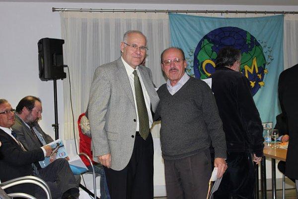 MUNDIAL DE ALMERÍA 2012 - CONGRESO OMJ