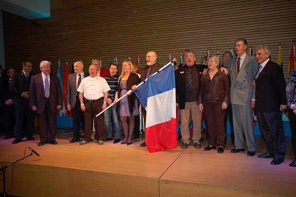 MUNDIAL DE ALMERÍA 2012 - CENA DE GALA