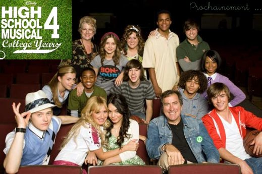 High School Musical 4 !  :o