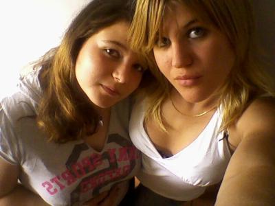 Jen et Léa