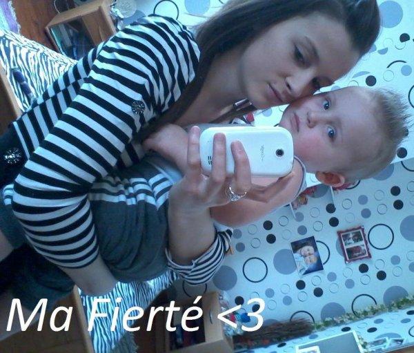 Mon Amour De Fils Et Moi :) <3