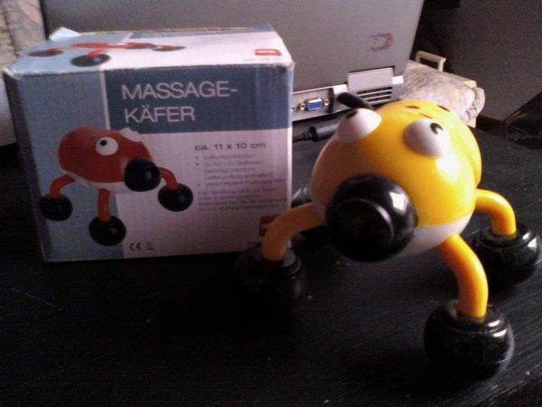 Cafard de Massage
