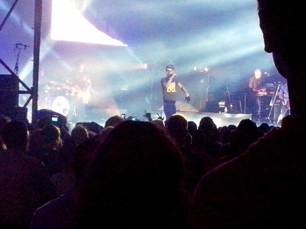 Concert De SEXION D'ASSAUT. 07/05/13.