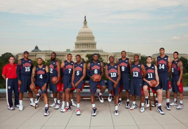 The Team USA ♥