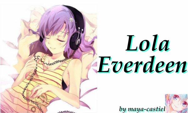 Amour Sucré : les personnages - filles principales