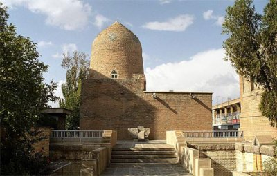 Tumba de la Reina Ester en Irán [Jag Purim Sameaj]