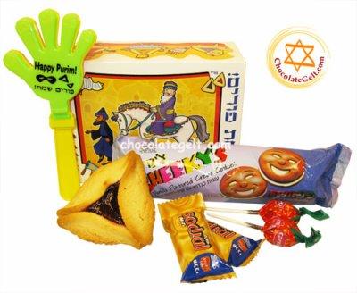 Leyes generales de Purim