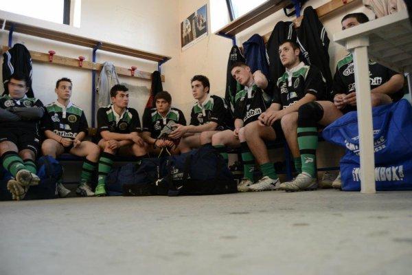 *Mon équipe de rugby..