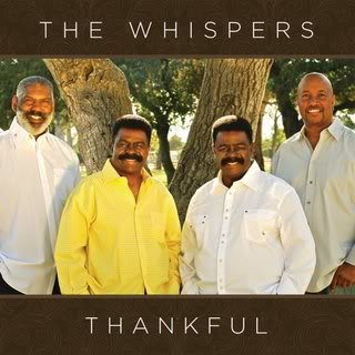 The Whispers - Thankful (2009)