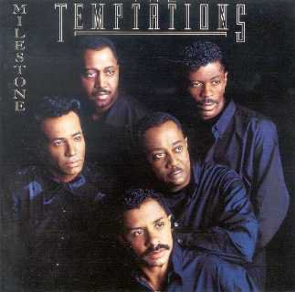 The Temptations - Milestone (1991)