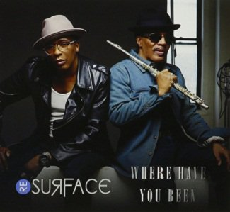 Resurface - Where Have You Been (2015)