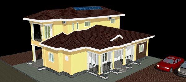 Model duplex g3 de luxe