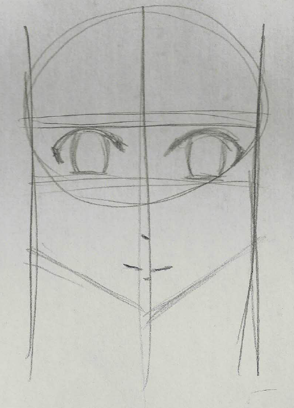 Tuto Dessin Manga 2