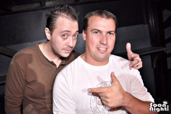 Me & Andy Claeys