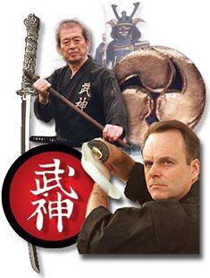 Soke Hatsume & Grand Master Van Dong