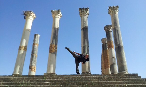 High Kick - Vulubilis Ruins