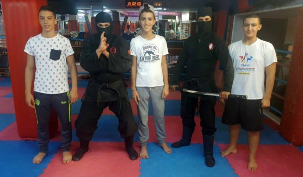 Ninjas Tanger ( Association Abtal Chaml )