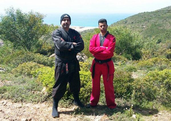 Ninjutsu Tangier - Morocco