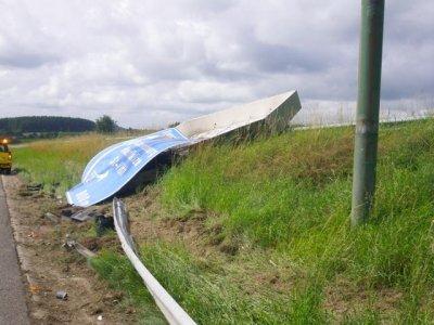 Accident autoroute