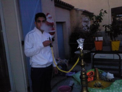 Mwa !! soiree chicha