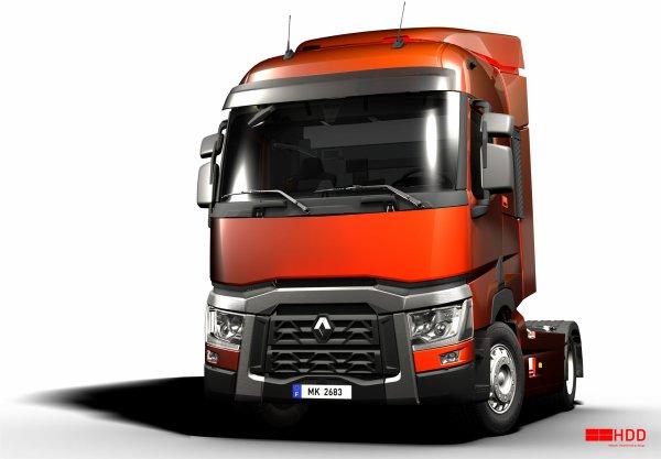 Nouveau Renault Truck