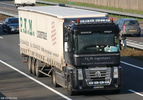 PKM logistique