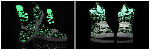 Functional Adidas Glow In The Dark Shoes - adidajspandabear's blog