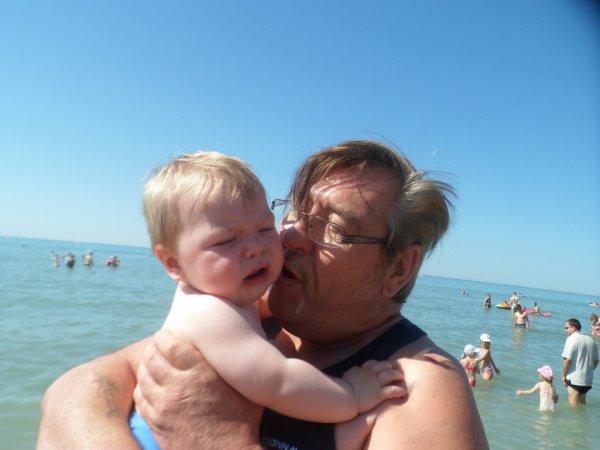 alex et son papy